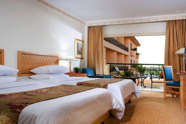 Chambre - Hôtel Steigenberger Nile Palace 5* Louxor Egypte