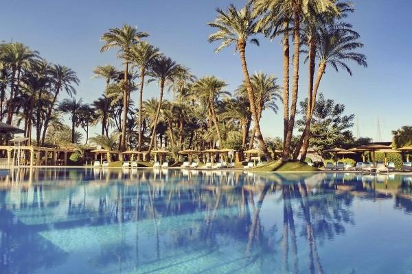 Piscine - Hôtel Mercure Louxor Karnak 5* Louxor Egypte