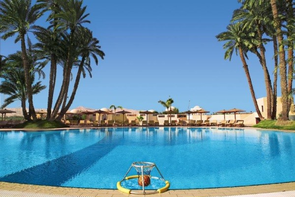 Piscine - Top Clubs Cocoon Mercure Luxor Karnak