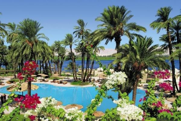 Piscine - Hôtel Top Clubs Cocoon Mercure Luxor Karnak 4* Louxor Egypte