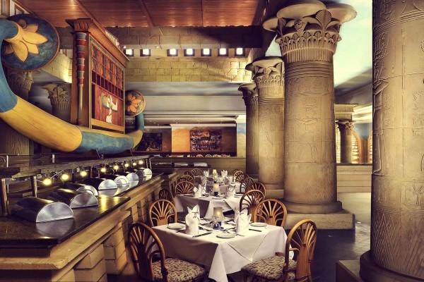 Restaurant - Hôtel Mercure Louxor Karnak 5* Louxor Egypte