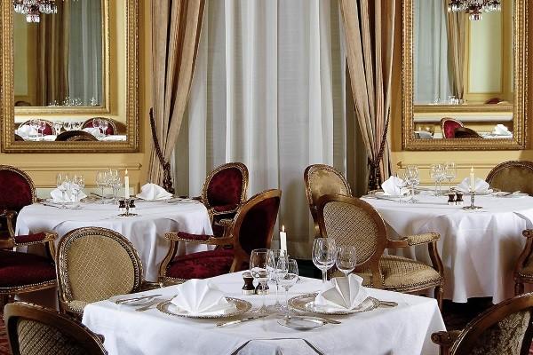 Restaurant - Hôtel Pavillon Winter Palace 5* Louxor Egypte