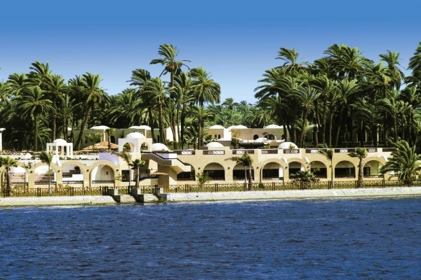 Vue panoramique - Hôtel Top Clubs Cocoon Mercure Luxor Karnak 4* Louxor Egypte