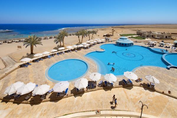 (fictif) - Hôtel Concorde Moreen Beach Resort 5* Marsa Alam Egypte