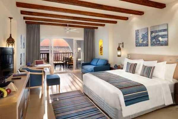 (fictif) - Hôtel Hilton Nubian Resort 5* Marsa Alam Egypte