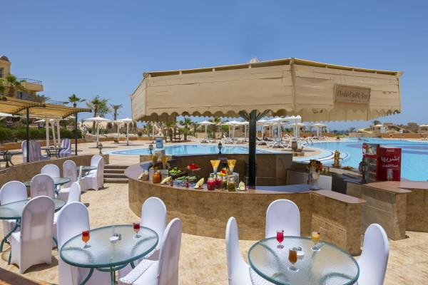 Bar - Hôtel Utopia Beach Club 4* Marsa Alam Egypte