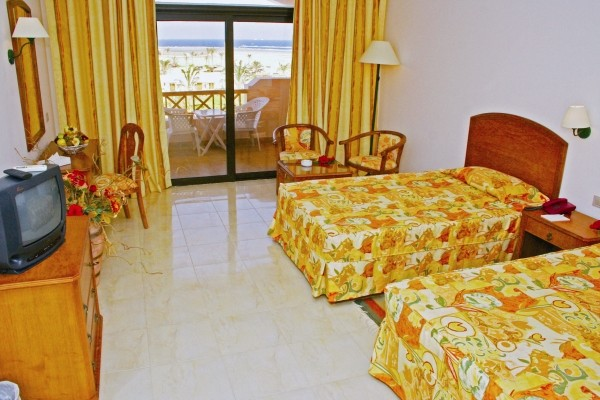 Chambre - Hôtel Elphistone Resort 4* Marsa Alam Egypte