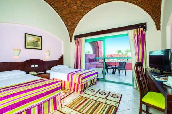 Chambre - Hôtel Sentido Oriental Dream Resort 5* Marsa Alam Egypte