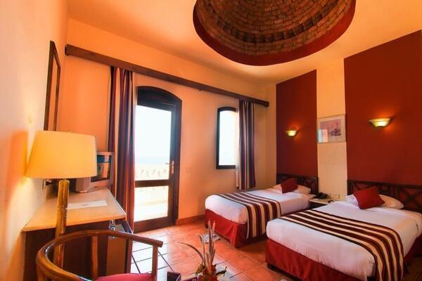 Chambre - Hôtel Sol Y Mar Reef 4* Marsa Alam Egypte