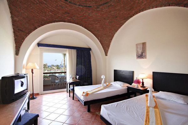 Chambre - Hôtel Three Corners Sea Beach 4* Marsa Alam Egypte