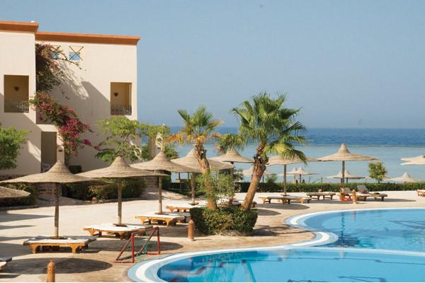 Piscine - Hôtel Blue Reef Resort 4* Marsa Alam Egypte