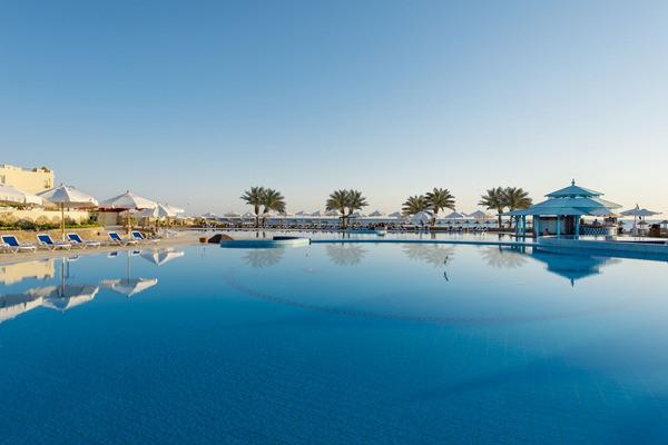Piscine - Hôtel Concorde Moreen Beach Resort 5* Marsa Alam Egypte