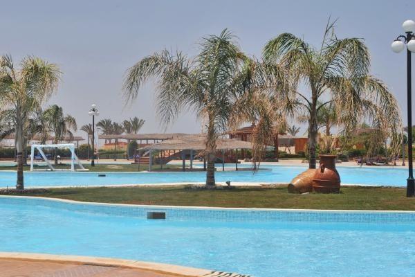 Piscine - Hôtel El Malikia Resort Abu Dabbab 5* Marsa Alam Egypte