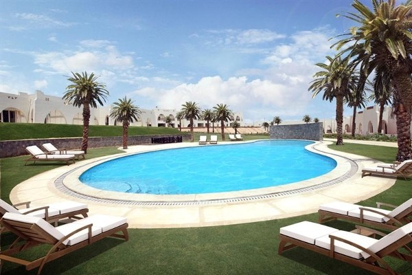 piscine - Hilton Nubian Resort