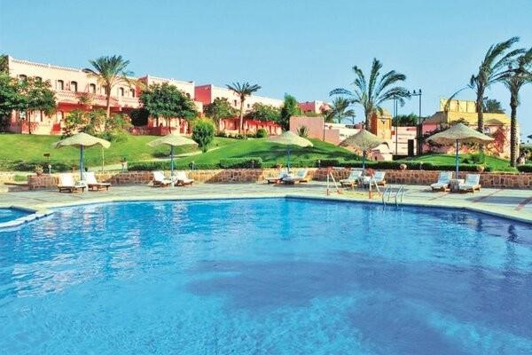 Piscine - Hôtel Sol Y Mar Reef 4* Marsa Alam Egypte