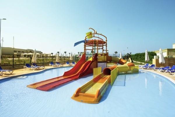 Piscine - Hôtel SUNRISE Marina Resort 5* Marsa Alam Egypte