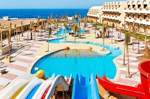 Egypte-Marsa Alam, Hôtel Three Corners Sea Beach