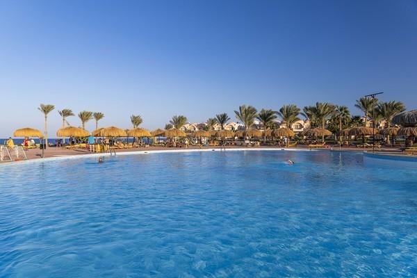 Piscine - Hôtel Three Corners Sea Beach 4* Marsa Alam Egypte
