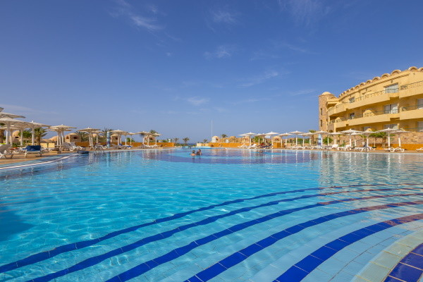 Piscine - Hôtel Utopia Beach Club 4* Marsa Alam Egypte