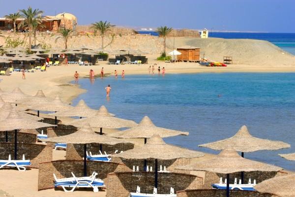 Plage - Hôtel Elphistone Resort 4* Marsa Alam Egypte