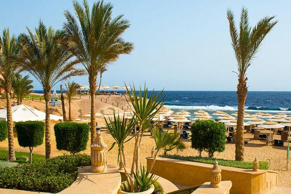 Plage - Hôtel Sol Y Mar Reef 4* Marsa Alam Egypte