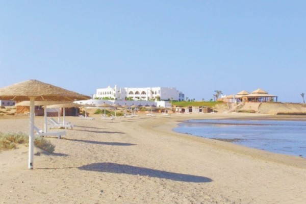 Plage - Hôtel Three Corners Equinox Resort 4* Marsa Alam Egypte