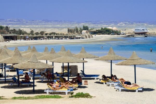 Plage - Hôtel Utopia Beach Club 4* Marsa Alam Egypte