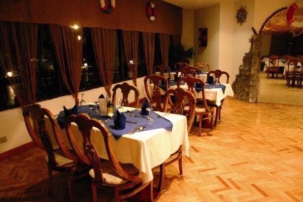 Restaurant - Hôtel Elphistone Resort 4* Marsa Alam Egypte
