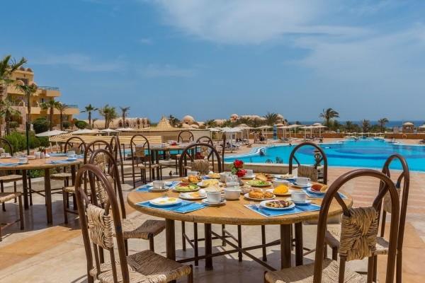 Restaurant - Hôtel Utopia Beach Club 4* Marsa Alam Egypte