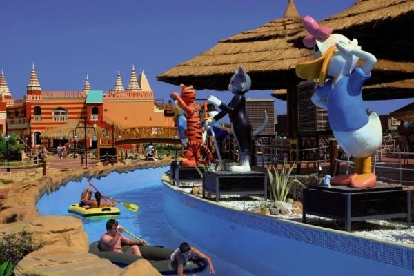 Piscine - Hôtel Aqua Blu Sharm Resort 4* Sharm El Sheikh Egypte