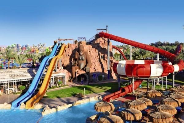 Toboggans - Aqua Blu Sharm Resort