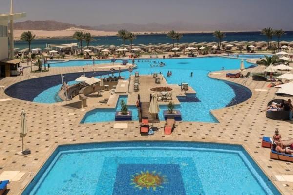 Piscine - Hôtel Barceló Tiran Sharm Resort 5* Sharm El Sheikh Egypte