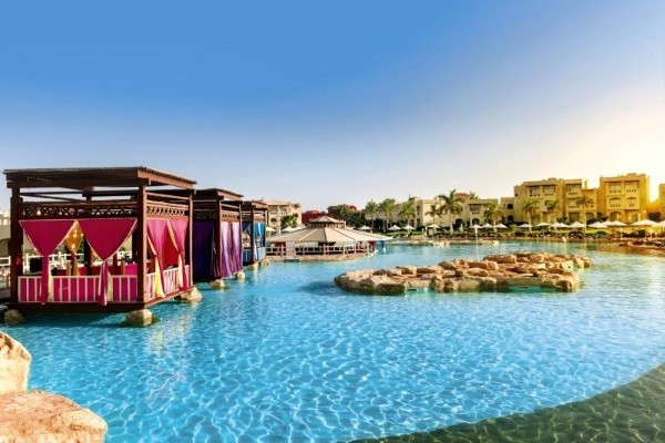Piscine - Hôtel Rixos Sharm El Sheikh 5* Sharm El Sheikh Egypte