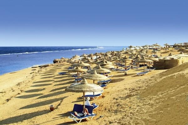 Plage - Hôtel Charmillion Club Resort 5* Sharm El Sheikh Egypte