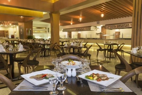 Restaurant - Hôtel Albatros Aqua Park Sharm El Sheikh 5* Sharm El Sheikh Egypte
