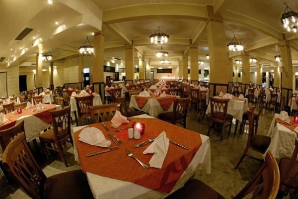 Restaurant - Club FTI Voyages Tower Bay 4* Sharm El Sheikh Egypte