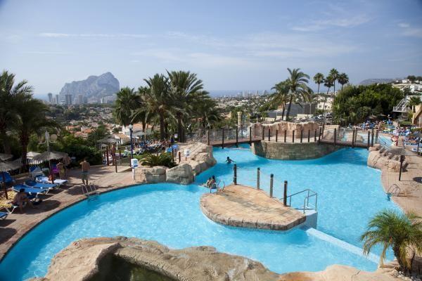 Vacances Calpe: Hôtel AR Imperial Park Resort