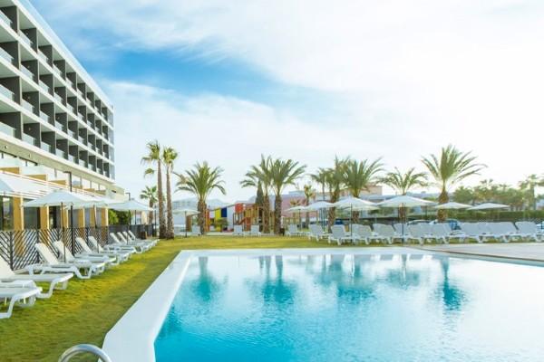 Piscine - Club Coralia Dos Playas 4* Alicante Espagne