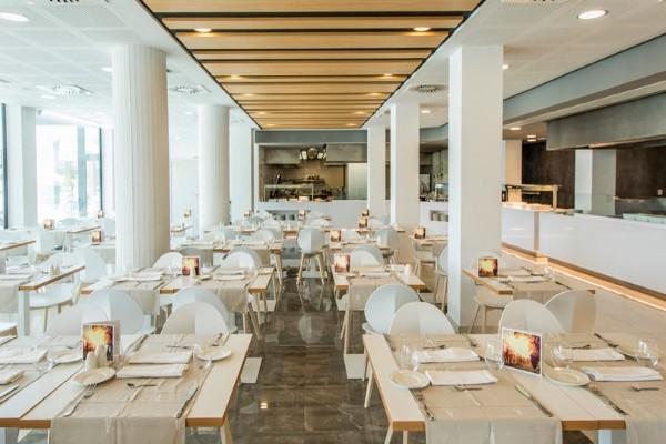 Restaurant - Club Coralia Dos Playas 4* Alicante Espagne