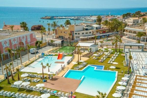 Vue panoramique - Club Coralia Dos Playas 4* Alicante Espagne