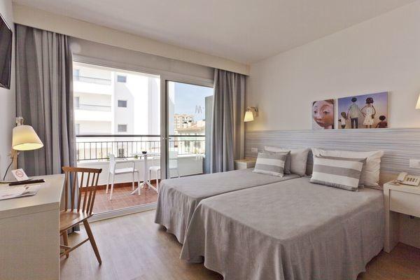 Chambre - Hôtel Alegria Pineda Splash 4* Barcelone Espagne