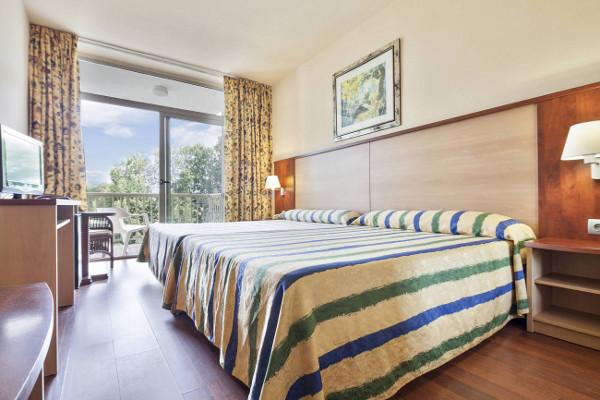 Chambre - Hôtel Best Cambrils 4* Barcelone Espagne