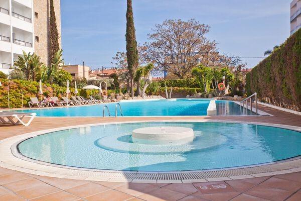 Piscine - Hôtel Alegria Pineda Splash 4* Barcelone Espagne