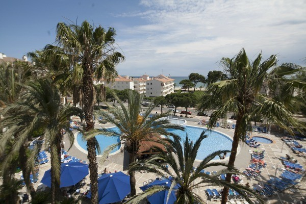 Piscine - Hôtel Best Cambrils 4* Barcelone Espagne