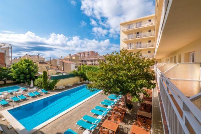 Fram Espagne : hotel Hôtel Checkin Pineda - Barcelone