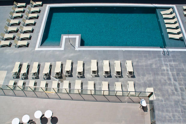 Piscine - Hôtel Europa Splash 4* Barcelone Espagne