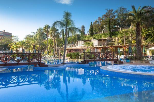 Piscine - Club Golden Bahia de Tossa & Spa 4* Barcelone Espagne
