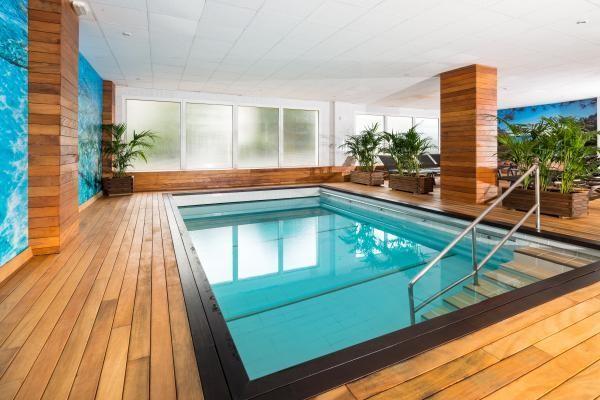 Piscine - Hôtel Guitart Gold Central Park Resort forfait Noël 4* Barcelone Espagne