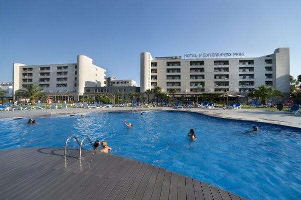 Piscine - Hôtel Mediterraneo Park (vols non inclus) 4* Barcelone Espagne