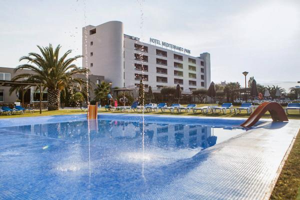 Piscine - Hôtel Mediterraneo Park 4*